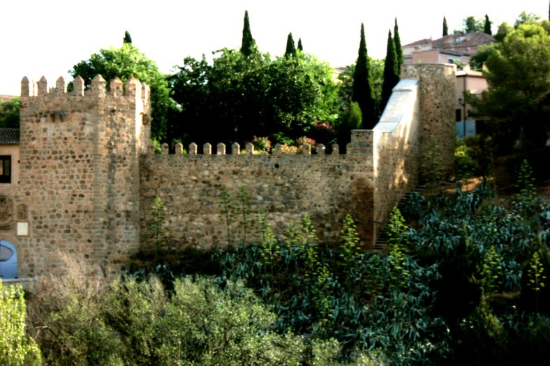 THE WALLED CITY OF TOLEDO