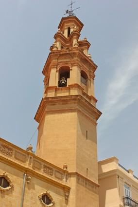 30 IGLESIA DE SAN LORENZO BELL TOWER