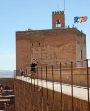 19. ALCAZABA - TORRE DE LAS ARMAS
