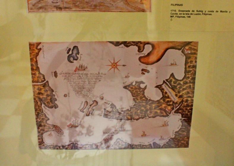 55. MAPA DE MANILA