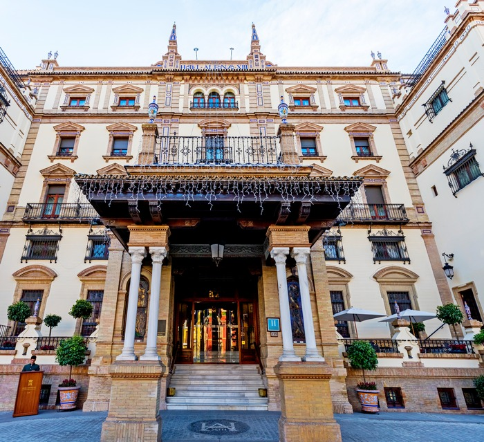 7. HOTEL ALFONSO XIII